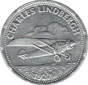 Shell - Flight and space flight - Charles Lindbergh – avers