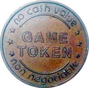 The Magic Company Arcade Token – revers