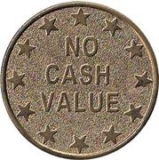 Jeton - Europe (No Cash Value - Aigle) -  revers