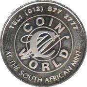 Coin World Token – avers