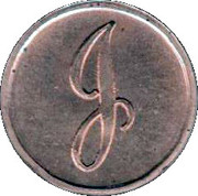 South Africa Pattern Set - 1 Cent – revers