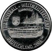 FIFA WM 2006 - Hannover – avers