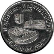 FIFA WM 2006 - Leipzig – avers