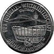 FIFA WM 2006 - Stuttgart – avers