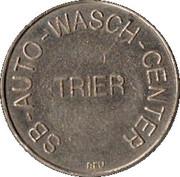 Jeton de lavage automobile - Kärcher Clean Park (Trier) – avers