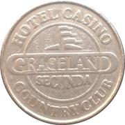 1 Rand - Graceland Casino – avers