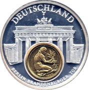 Token - European Currencies (Germany) – avers