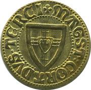 Moneta Prusia – revers
