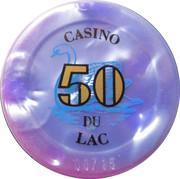 Casino Bagnoles-de-l'Orne (61) - 50 francs – avers