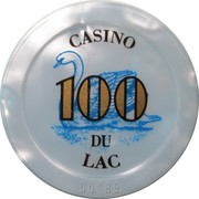 Casino Bagnoles-de-l'Orne (61) - 100 francs – avers