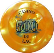 Casino Bagnoles-de-l'Orne (61) - 500 francs – avers