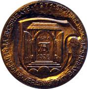 Alt-Nürnberg medal (Bayerische Vereinsbank) – avers