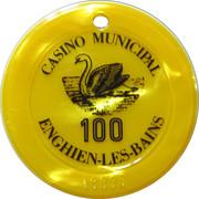 Casino Enghien-Les-Bains (95) - 100 francs – avers