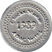 Lucky Coin from ADAC – avers