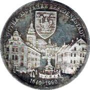 Residenzstadt Gotha – avers