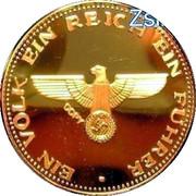 Reichsmark – revers