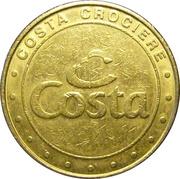 Costa Crociere gaming Token – avers