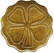 Token (4-leaf Clover) – avers