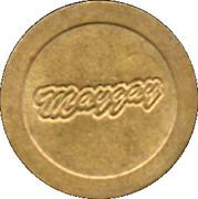 Maygay Eurocoin – avers