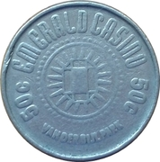 Emerald Casino 50 Cent – avers