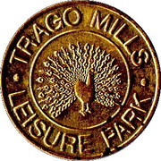 Token - Trago Mills Leisure Park (21 mm) – revers