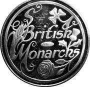 British Monarchs - Anne – revers