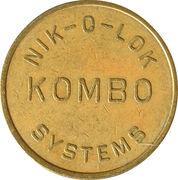 Nik-O-Lock Kombo – revers