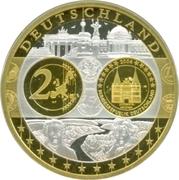 Première Frappe - Deutschland - 2 Euro – avers