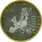 Première Frappe - Deutschland - 2 Euro – revers