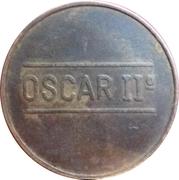jeton - OSCAR II – avers