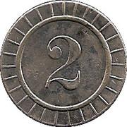 2 (token) – avers