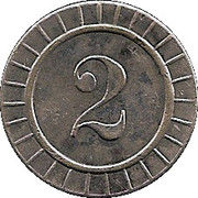 2 (token) – revers