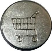 Jeton de chariot (22 mm) – avers