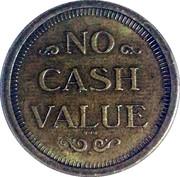 No Cash Value – revers