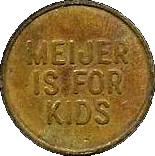 Meijer token – avers