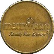 Mountasia token – avers