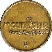 Mountasia token – revers