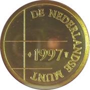 De Nederlandse Munt - 1997 – avers