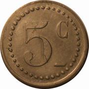 5 c – avers