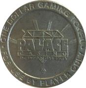 Palace Casino Biloxi 1 Dollar – avers