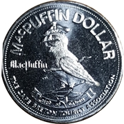 MacPuffin Dollar – revers