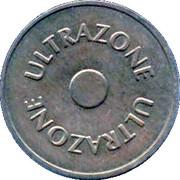 Ultrazone token – avers