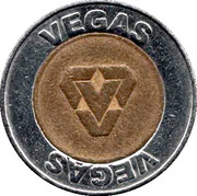 Vegas Token – avers
