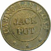 Jeton de casino Las Vegas 1 point – avers