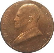 Dwight Eisenhower Inaugurated – avers