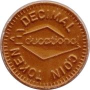 1 New Penny – avers