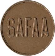 Jeton Safaa -main – avers