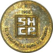 Casa de moneda – avers