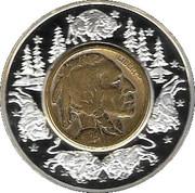 Medallion - Lewis and Clark Bicentennial – revers