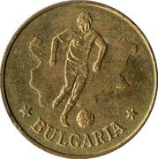 Token - World Cup 1994 (Bulgaria) – avers